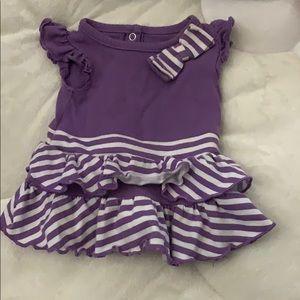 Newborn blouse